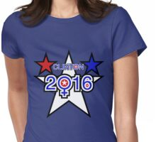 Clinton 2016 Womens Fitted T-Shirt
