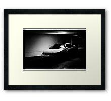00402 Framed Print