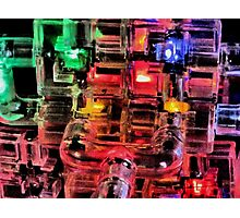 Robot Brain Photographic Print