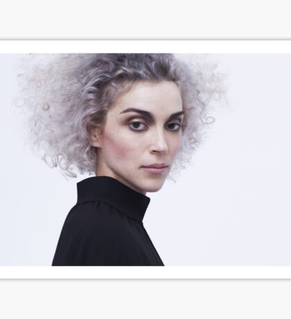 St. Vincent Sticker