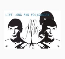Live Long and VW - By SUMO Kids Clothes