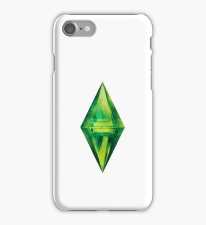 Sims: Space iPhone Case/Skin