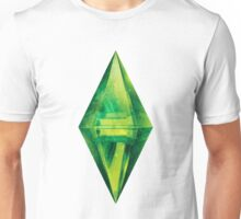 Sims: Space Unisex T-Shirt