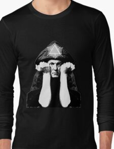 Aleister Crowley Long Sleeve T-Shirt