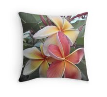 Fruit Salad Bunch Throw Pillow