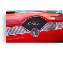 BelAir Time Canvas Print