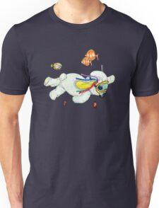 Pooky is a Snorkellin' Unisex T-Shirt