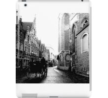 Bruges - Like a fairytale, innit iPad Case/Skin