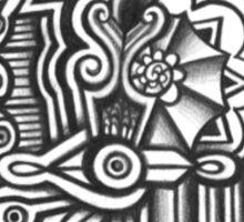 Design 022s1 - by Kit Clock Sticker