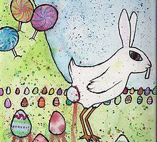 Easter Eggs by Brieana