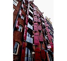 Flats of Amsterdam Photographic Print