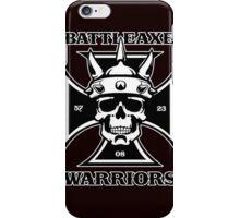 Baxwar - Back iPhone Case/Skin