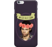 Pouty Jared (Sad But Fab) iPhone Case/Skin