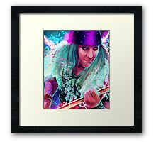 Jagger Hare Framed Print