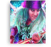 Jagger Hare Metal Print