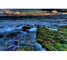 Cape Douglas Colours Photographic Print