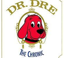The chronic- Clifford the Big Red Dog by kawaiigaythug