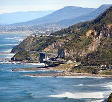Sea Cliff Bridge by Jason Farlow