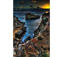 Sunsettones Photographic Print