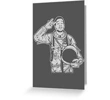 I'll be Up Up and Away Greeting Card