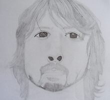 Dave Grohl by JayEeBee