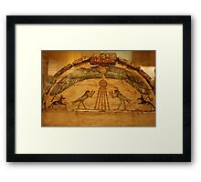 The Ancients Framed Print