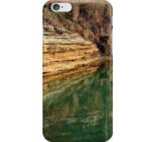 Gar Hole, War Eagle River iPhone Case/Skin