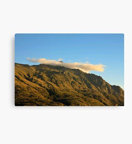 Cloud Cap Canvas Print