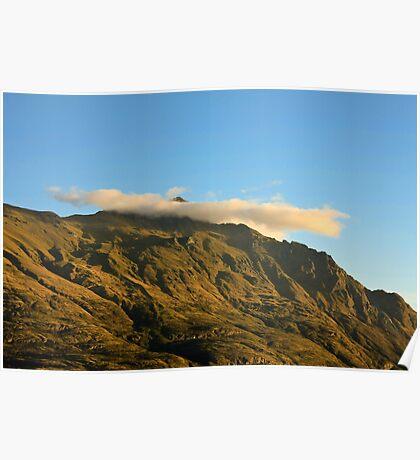 Cloud Cap Poster