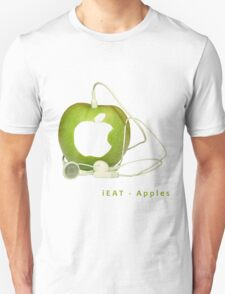 iEat - Apples T-Shirt