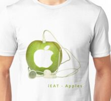 iEat - Apples Unisex T-Shirt