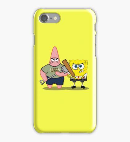 Sponge of the Dead iPhone Case/Skin