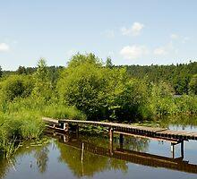 Little lake by Klaus Offermann