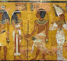 Ancient Egyptians by Melissa  Harris