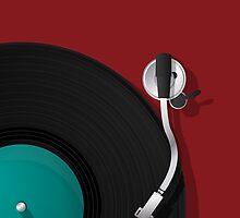 DJ by Richard Laschon