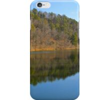 Black Bass Lake iPhone Case/Skin
