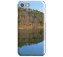 Black Bass Lake iPhone Case/Skin