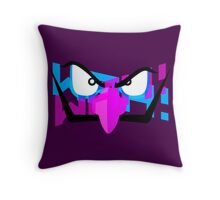 WAH Waluigi Throw Pillow