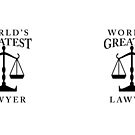 World's Greatest Lawyer by s2ray