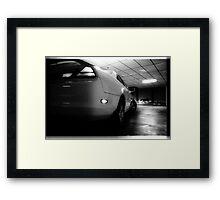 00403 Framed Print