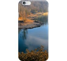 Hog Scalped Beaver lake iPhone Case/Skin