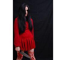 FEAR Alma 01 Photographic Print
