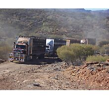 german hill alice springs Photographic Print