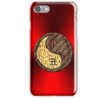 Aries & Ox Yin Earth iPhone Case/Skin