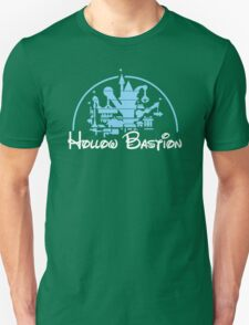 Kingdom Hearts Hollow Bastion T-Shirt
