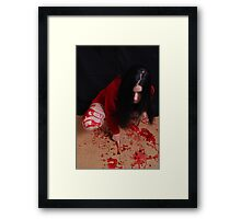 FEAR Alma 02 Framed Print