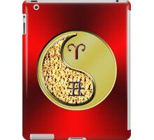 Aries & Ox Yin Metal iPad Case/Skin