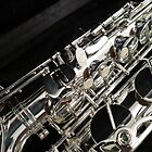 Tenor Sax Keys by BlueMoonRose