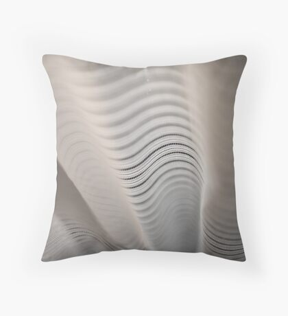 The Weight-Carrying Capacity. Throw Pillow