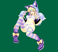 Just The Girl: Cheshire Neko T-Shirt